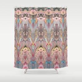 Organic Beauty Shower Curtain