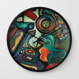 Phish Wall Clock