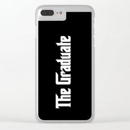The Made Student 2 Clear iPhone Case