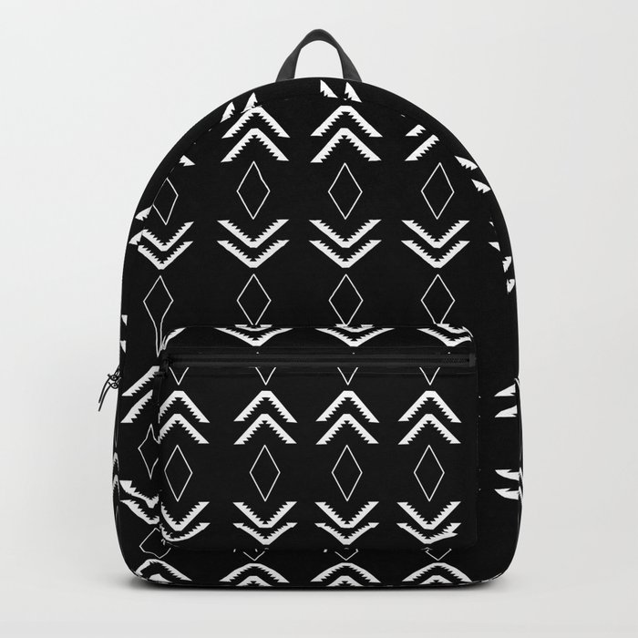Tribal Pattern Aztec #2 #minimal #decor #art #society6 Backpack