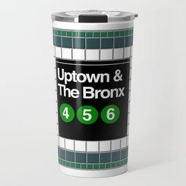 subway bronx sign Travel Mug