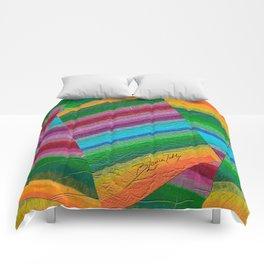 Zarapes Comforters