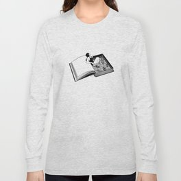 Drenched through my mind Long Sleeve T-shirt