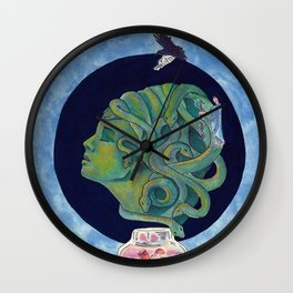 Asclepius' Path Wall Clock