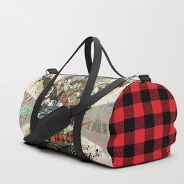 Battlescar Biggles Duffle Bag