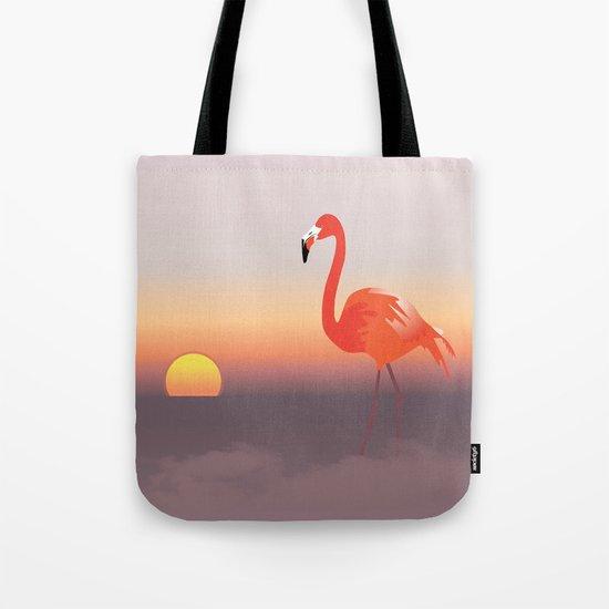 Floating diva in pink Tote Bag