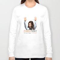 oitnb Long Sleeve T-shirts featuring Pennsatucky | Chosen One | OITNB by Sandi Panda