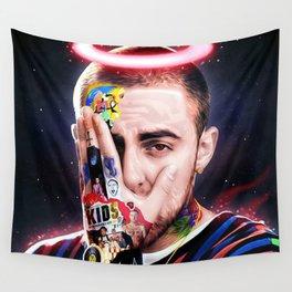 Remember Mac Miller Wall Tapestry