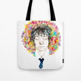 Flowering substantial on The Lover   Tote Bag