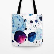 Moon Speckles Tote Bag