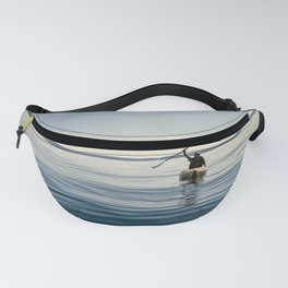 Blue Sea Victory Fanny Pack