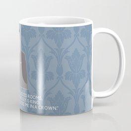 The Reichenbach Fall - Jim Moriarty Coffee Mug