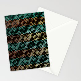Midna Geometry Stationery Cards
