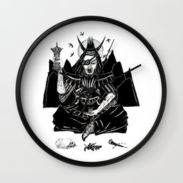 The Hierophant Wall Clock