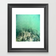 Sub 5 Framed Art Print