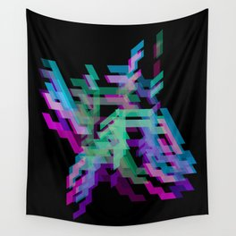 Project 3D (aka the sick project) Wall Tapestry