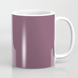 color for Devotion Twilight (#774C60-twilight lavender) Coffee Mug
