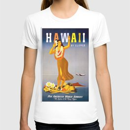 Vintage poster - Hawaii T-shirt