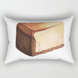 Cheesecake Slice Rectangular Pillow