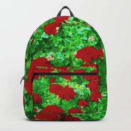 Geraniumz Backpack