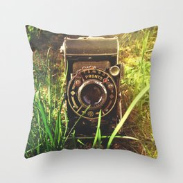 new old toy Throw Pillow