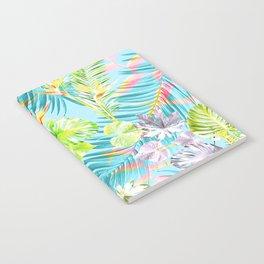 Bermuda Blue Skies Notebook