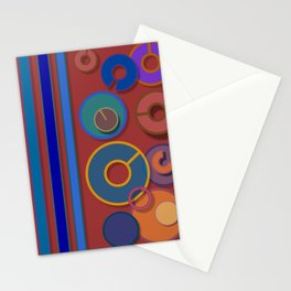 Abstract #54 Stationery Cards