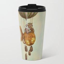 Around the World in the Goldfish Flyer Travel Mug
