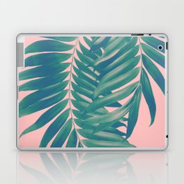 Palm Leaves Blush Summer Vibes #4 #tropical #decor #art #society6 Laptop & iPad Skin