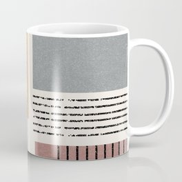 Modern Geo Design  Coffee Mug
