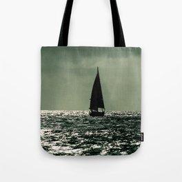Sailboat Mexico Tote Bag