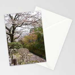 The Philosopher's Path Stationery Cards