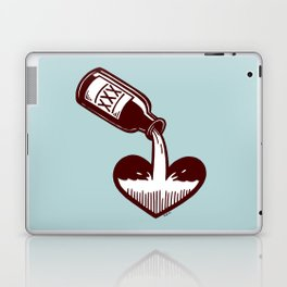 F. Scott Fitzgerald Laptop & iPad Skin
