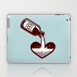 F. Scott Fitzgerald Laptop & iPad Skin