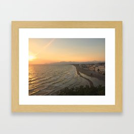Italy Framed Art Print