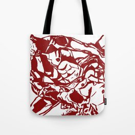 Wrestling Lovers Tote Bag