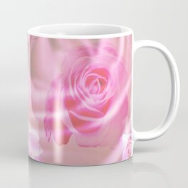 Lovely pink vintage roses for valentine Coffee Mug