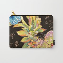 Botany Delight Carry-All Pouch