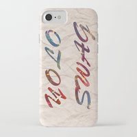 swag iPhone & iPod Cases featuring Yolo Swag by Cs025