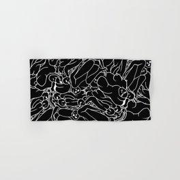 Fifty shades of Love (Dark) Hand & Bath Towel
