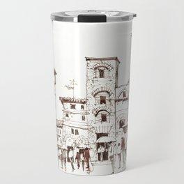 San Gimignano 1 Travel Mug
