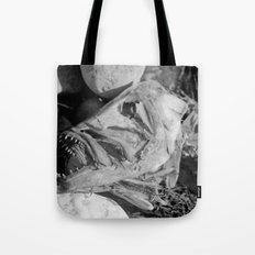Fish head Tote Bag