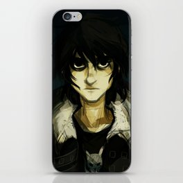 nico di angelo iPhone Skin
