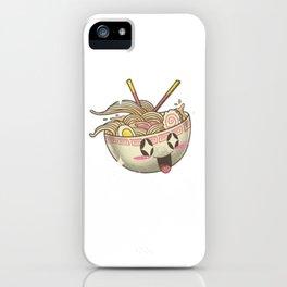 Kawaii Ramen iPhone Case