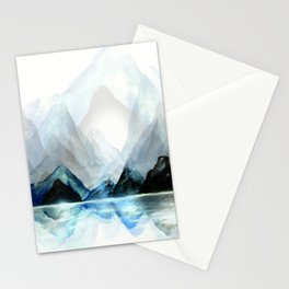 Milford sound Stationery Cards