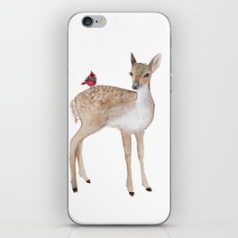 Little fawn iPhone Skin