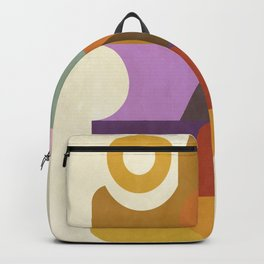 Modern Totem 2  #Society6 #buyart Backpack
