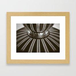 Kitchen Colander Framed Art Print