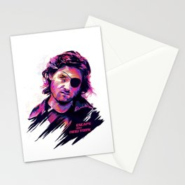 Kurt Russell: BAD ACTORS Stationery Cards