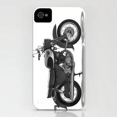 Vintage Motorcycle iPhone (4, 4s) Slim Case